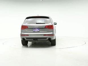 2012 Audi Q7 3.0T S line Prestige