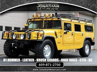 2000 Am General Hummer Wagon
