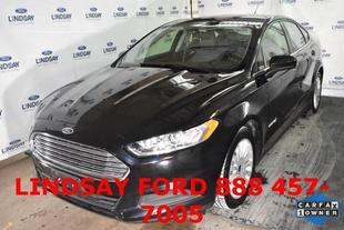 2016 Ford Fusion Hybrid S