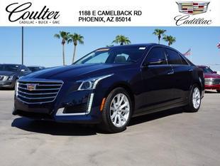 2017 Cadillac CTS 2.0L Turbo