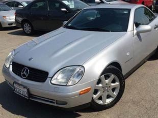 2000 Mercedes-Benz SLK230 Supercharged 2dr Convertible