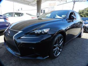 2014 Lexus IS 350 4dr Sdn RWD