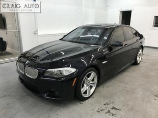 2013 BMW 550 i xDrive