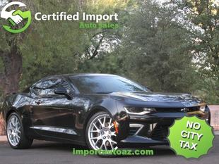 2016 Chevrolet Camaro 2SS