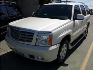 2005 Cadillac Escalade