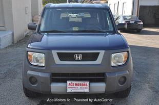2003 Honda Element EX 4WD AT 4-Speed Automatic