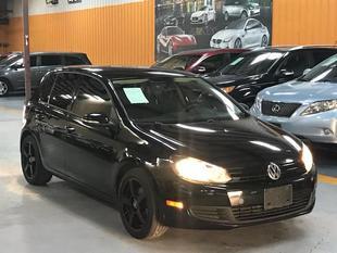2013 Volkswagen Golf 2.5L