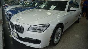 2015 BMW 750 Li xDrive