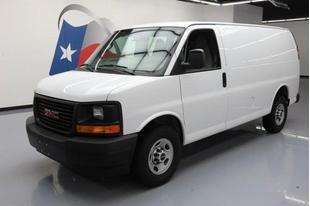2017 GMC Savana 2500 Work Van