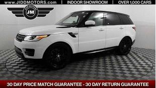 2017 Land Rover Range Rover Sport Supercharged SE