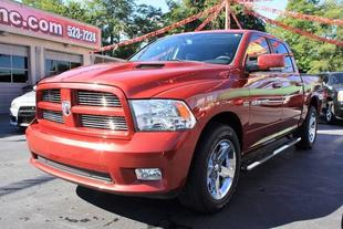 2011 Dodge Ram 1500 Sport