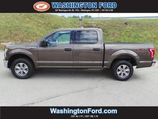 2016 Ford F-150 4X4-XLT-CERTIFIED!!