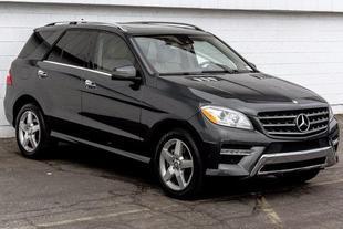 2014 Mercedes-Benz ML 350 4MATIC