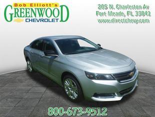 2017 Chevrolet Impala 1LS