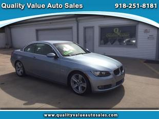 2009 BMW 335 335i Convertible