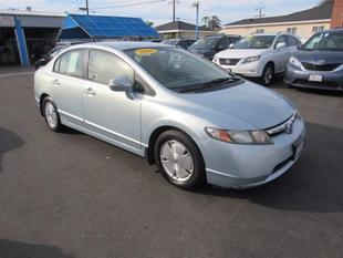 2008 Honda Civic Hybrid AT-PZEV