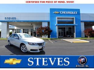 2016 Chevrolet Impala 2LT
