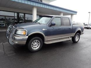 2001 Ford F-150 King Ranch SuperCrew