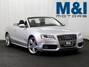 2012 Audi S5 3.0 Premium Plus quattro
