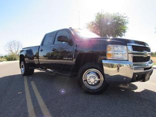 2009 Chevrolet Silverado 3500 Work Truck Crew Cab