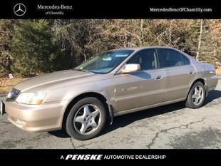 2003 Acura TL 3.2