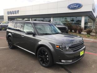 2018 Ford Flex Limited w/EcoBoost