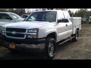 2004 Chevrolet Silverado 2500 LS H/D Extended Cab