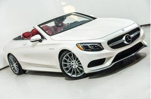 2017 Mercedes-Benz S 550