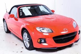 2015 Mazda MX-5 Miata Sport