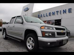 2012 Chevrolet Colorado 1LT