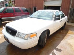 2010 Ford Crown Victoria Police Interceptor