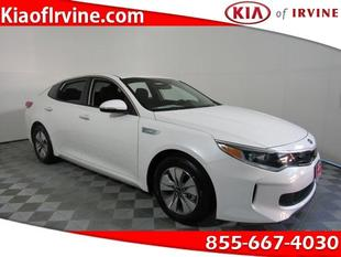 2017 Kia Optima Hybrid Base