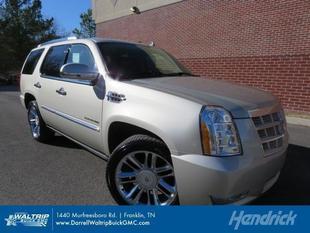 2014 Cadillac Escalade Platinum Edition
