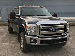 2016 Ford F-350 4WD Crew Cab