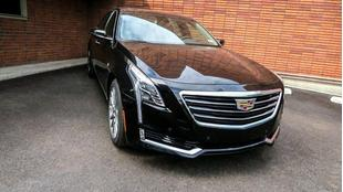 2017 Cadillac CT6 3.0L Twin Turbo Luxury