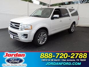 2017 Ford Expedition EL Platinum
