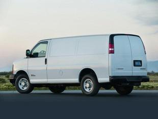 2017 Chevrolet Express 2500 2500 Cargo Van