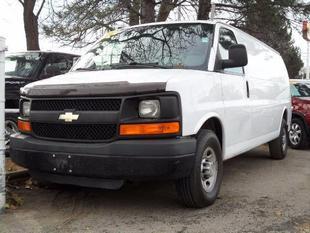 2011 Chevrolet Express 3500 Work Van