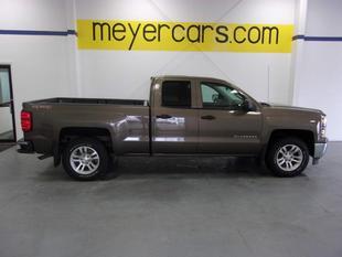 2014 Chevrolet Silverado 1500 1LT