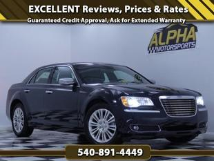2013 Chrysler 300C John Varvatos Luxury