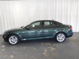 2017 Audi A4 2.0T Premium quattro