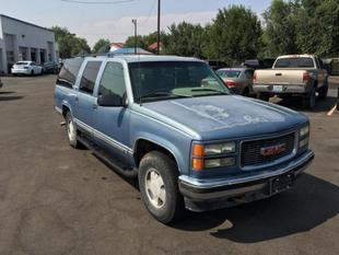 1996 GMC Suburban K1500 SL