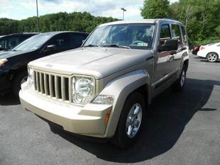 2010 Jeep Liberty Sport