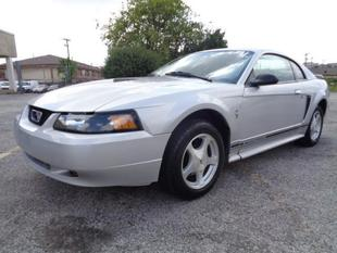 2001 Ford Mustang Base