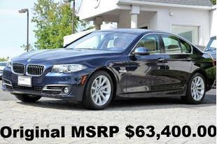 2015 BMW 535 i xDrive
