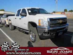2011 Chevrolet Silverado 2500 Work Truck