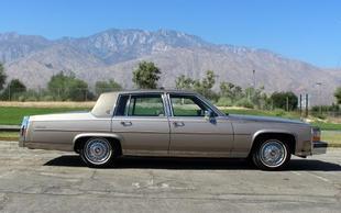 1986 Cadillac Base