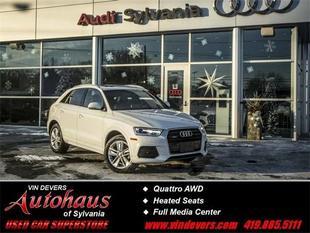2017 Audi Q3 2.0T Premium Plus