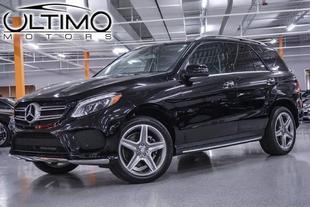 2016 Mercedes-Benz GLE 400 4MATIC