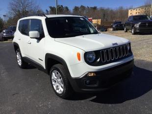 new 2018 jeep renegade for sale near me